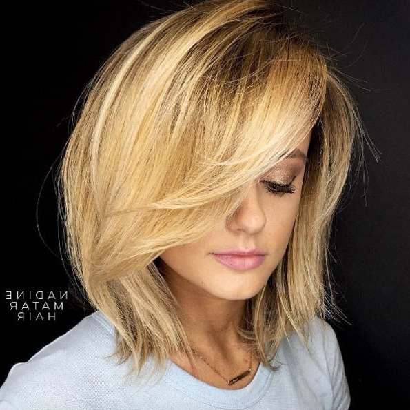 21+ Classy Short Haircuts & Hairstyles For Thick Hair – Sensod Pertaining To Short Layered Hairstyles For Thick Hair (View 15 of 25)