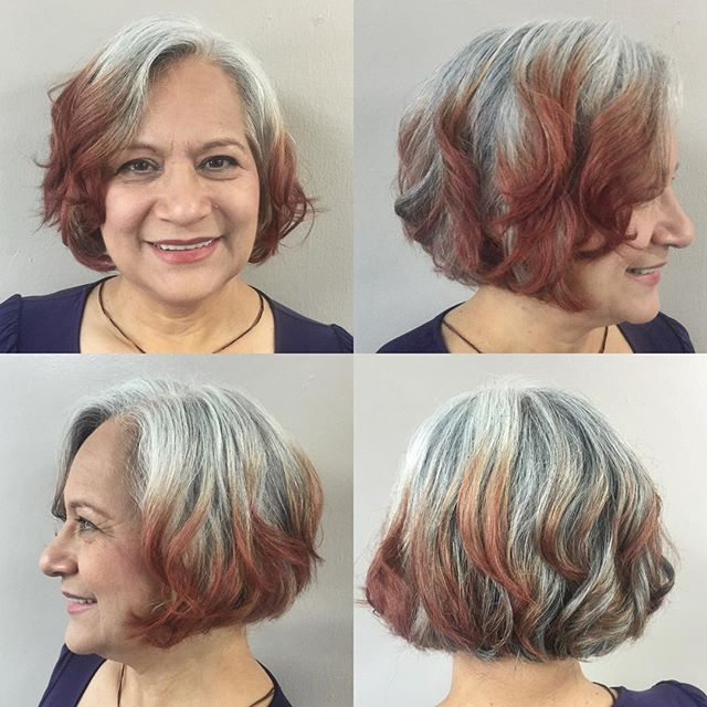 21 Cute Layered Bob Hairstyles – Popular Haircuts Within Bouncy Bob Hairstyles For Women 50+ (View 11 of 25)
