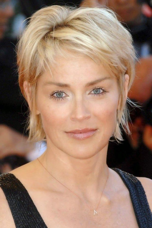 21 Short Hairstyles For Older Women To Try This Year | Hair & Beauty With Pure Blonde Shorter Hairstyles For Older Women (View 4 of 25)