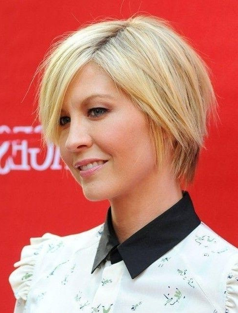 22 Great Short Haircuts For Thick Hair – Pretty Designs With Short Choppy Hairstyles For Thick Hair (View 10 of 25)