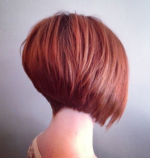 22 Stylish Styles For Inverted Bobs 2019 With Regard To Sassy And Stacked Hairstyles (View 18 of 25)