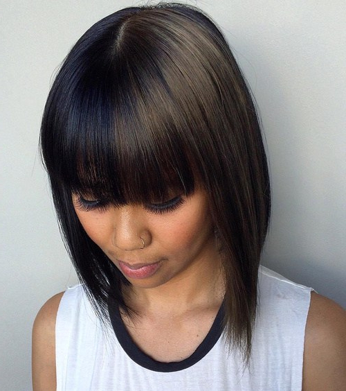 22 Ways To Style Pretty Two Tone Hairstyles | Styles Weekly Within Voluminous Two Tone Haircuts (View 3 of 25)