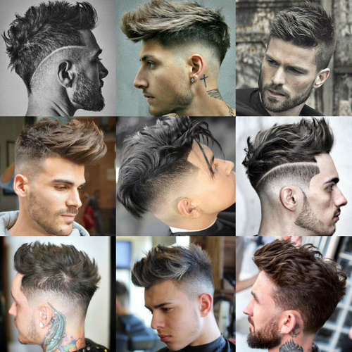 23 Best Quiff Hairstyles For Men 2018 | Men's Haircuts + Hairstyles 2018 Regarding Oluminous Classic Haircuts (View 23 of 25)