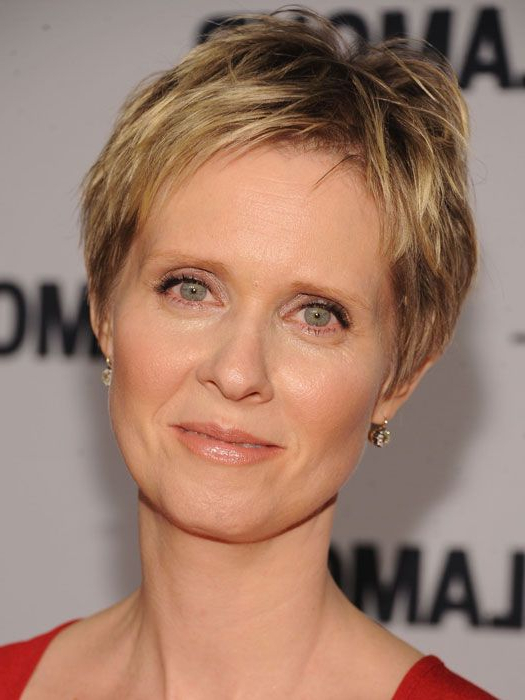 23 Great Short Haircuts For Women Over 50 | Styles Weekly With Regard To Blonde Pixie Haircuts For Women 50+ (View 16 of 25)