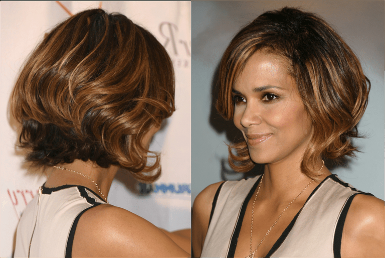 24 Hottest Bob Haircuts For Every Hair Type Regarding Brown And Blonde Graduated Bob Hairstyles (View 15 of 25)