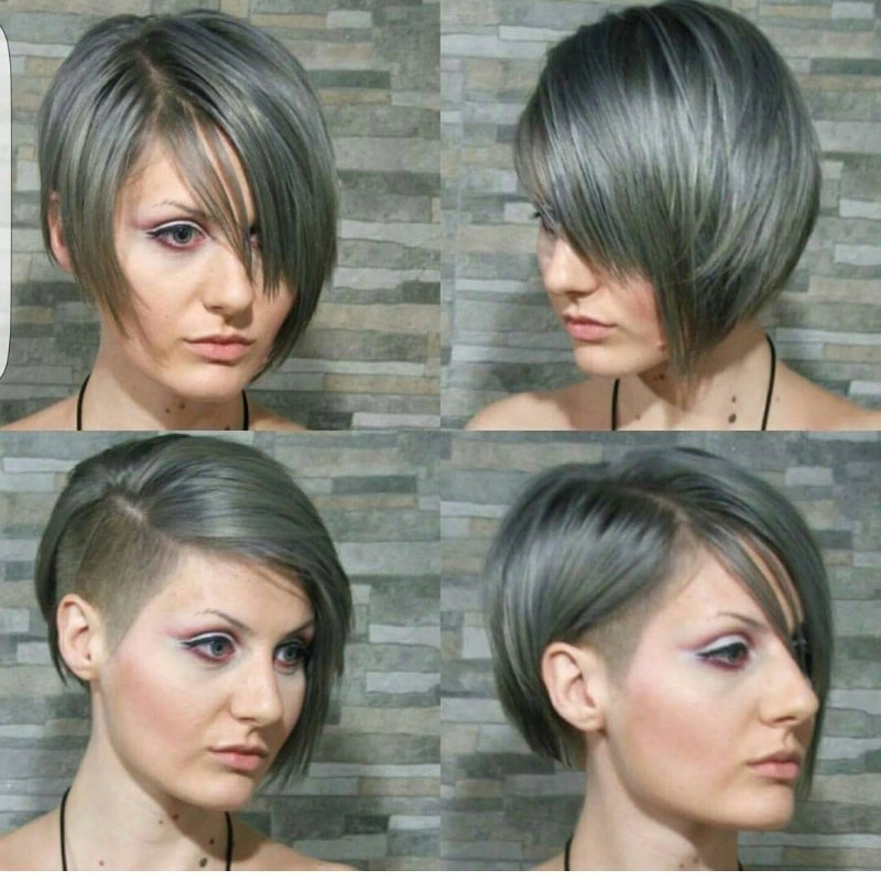 25 Edgy Pixie Undercut Ideas To Try Right Now! [October, 2018] Regarding Edgy Pixie Bob Hairstyles (View 7 of 25)