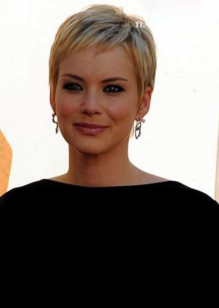 25 Pixie Cuts 2013 – 2014   Short Hairstyles 2018 – 2019   Most With Pixie Bob Hairstyles With Blonde Babylights (View 9 of 25)