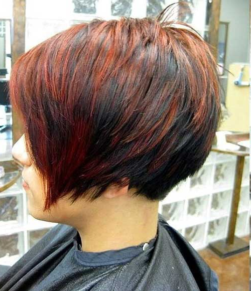 25 Short Layered Pixie Haircuts | Hairstyles & Haircuts 2016 – 2017 With Regard To Textured Pixie Hairstyles With Highlights (View 20 of 25)