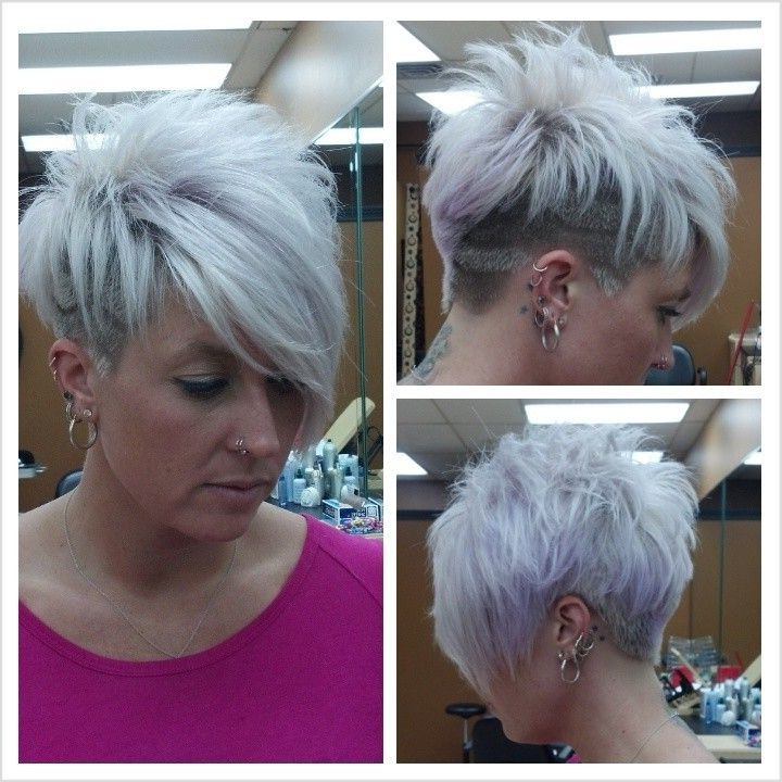 27 Best Short Haircuts For Women: Hottest Short Hairstyles | Hair Pertaining To Pixie Undercut Hairstyles For Women Over  (View 8 of 25)