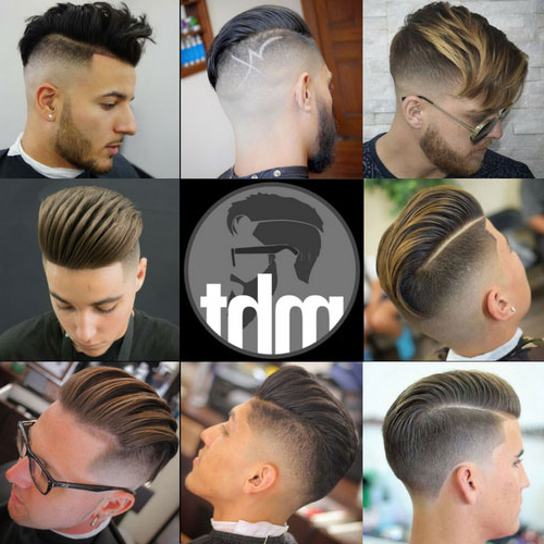 27 Undercut Hairstyles For Men Intended For Angled Undercut Hairstyles (View 4 of 25)