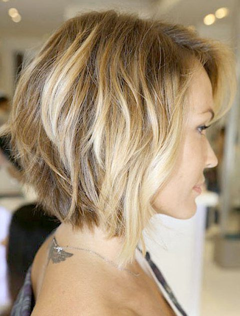 30 Popular Stacked A Line Bob Hairstyles For Women | Peinados De Pertaining To Short Wavy Inverted Bob Hairstyles (View 21 of 25)