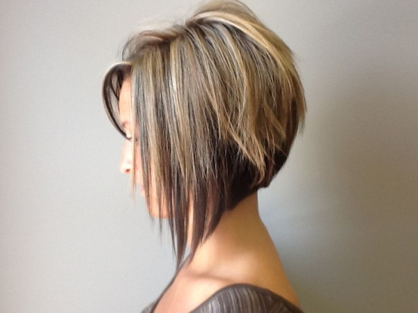 30 Stacked A Line Bob Haircuts You May Like – Pretty Designs In Stacked Bob Hairstyles With Bangs (View 10 of 25)