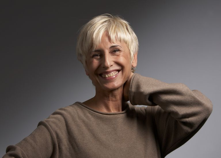 34 Gorgeous Short Haircuts For Women Over 50 Inside Chic Blonde Pixie Bob Hairstyles For Women Over (View 19 of 25)