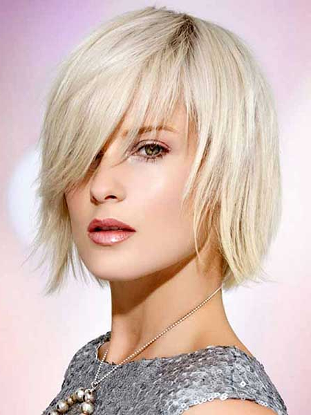 35 Layered Bob Hairstyles | Short Hairstyles 2018 – 2019 | Most With Layered Platinum Bob Hairstyles (View 14 of 25)