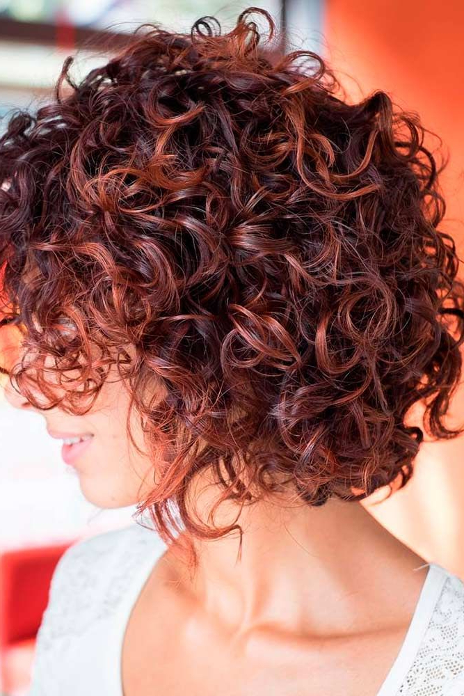 40 Beloved Short Curly Hairstyles For Women Of Any Age! | Médium With Regard To Short Curly Hairstyles (View 24 of 25)