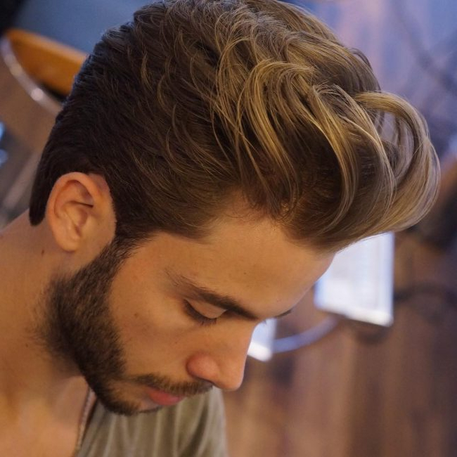 40 Spectacular Quiff Hairstyle Ideas – The Most Iconic Men's Haircut Intended For Oluminous Classic Haircuts (View 6 of 25)