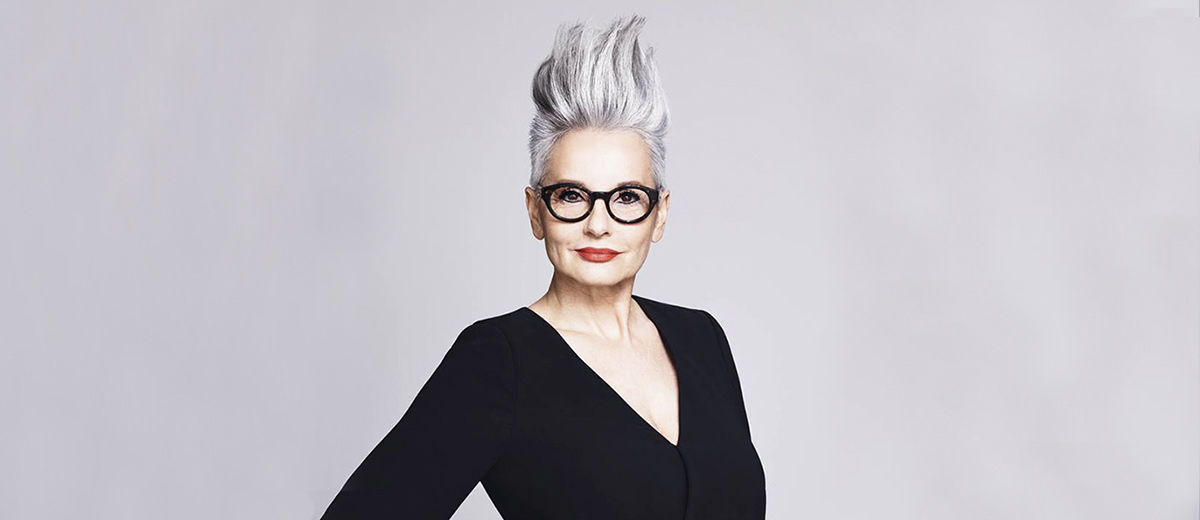 44 Stylish Short Hairstyles For Women Over 50 | Lovehairstyles Regarding Long Curly Salt And Pepper Pixie Hairstyles (View 16 of 25)