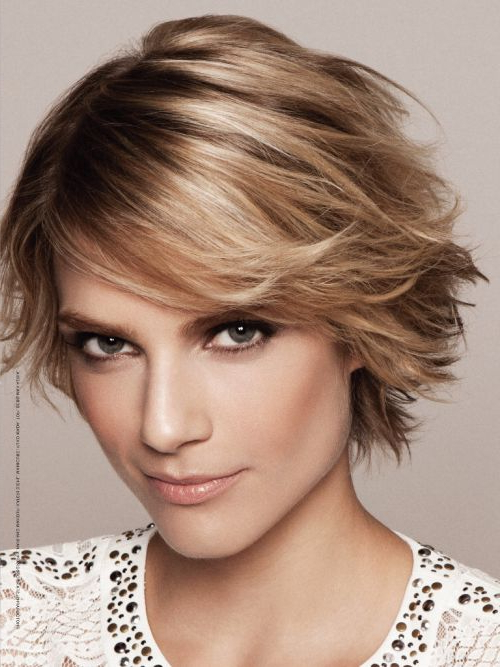 45 Feather Cut Hairstyles For Short, Medium, And Long Hair Inside Short Bob Hairstyles With Feathered Layers (View 7 of 25)