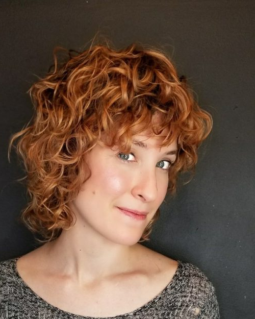 47 Popular Short Choppy Hairstyles For 2018 Intended For Over 50 Pixie Hairstyles With Lots Of Piece Y Layers (View 22 of 25)