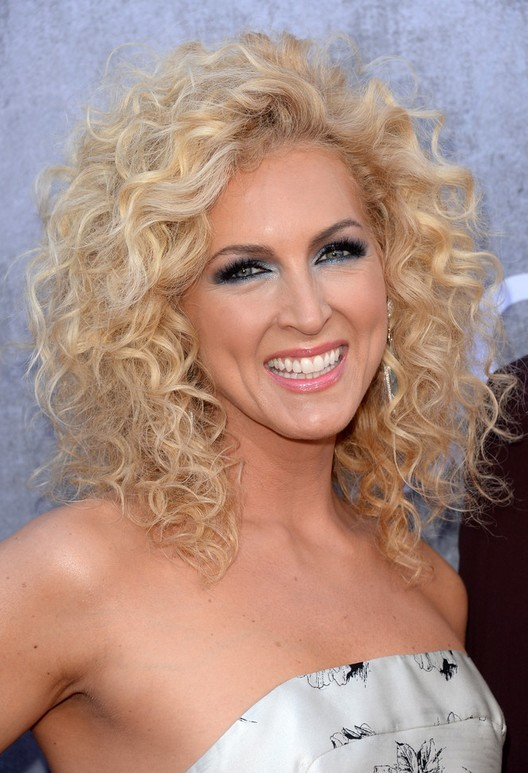 5 Appealing Curly Hairstyles With Blonde Hair – Hairstylecamp Throughout Playful Blonde Curls Hairstyles (View 13 of 25)