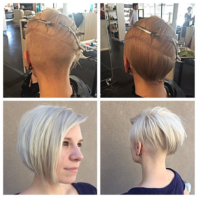 50 Adorable Asymmetrical Bob Hairstyles 2018 – Hottest Bob Haircuts Intended For Short Asymmetrical Bob Hairstyles (View 24 of 25)