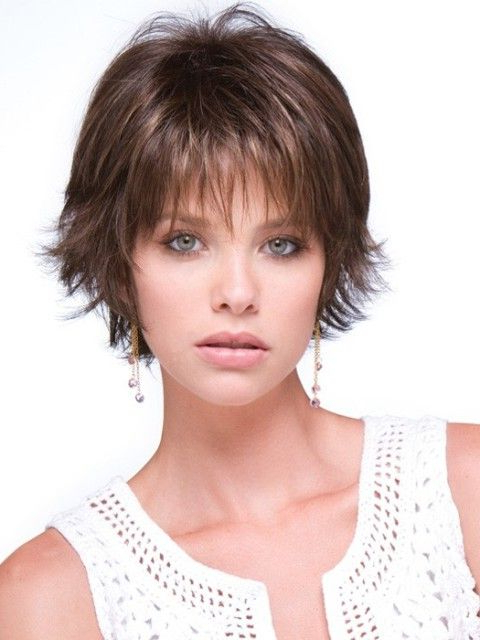 50 Best Short Hairstyles For Fine Hair Women's | Hair And Beauty Throughout Short Wispy Hairstyles For Fine Locks (View 4 of 25)