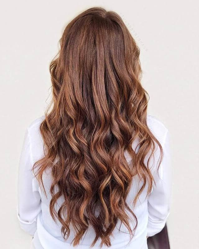 50 Breathtaking Auburn Hair Ideas To Level Up Your Look In 2018 In Soft Auburn Look Hairstyles (View 8 of 25)