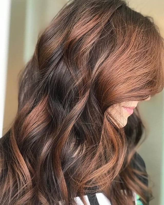 50 Breathtaking Auburn Hair Ideas To Level Up Your Look In 2018 Inside Soft Auburn Look Hairstyles (View 13 of 25)