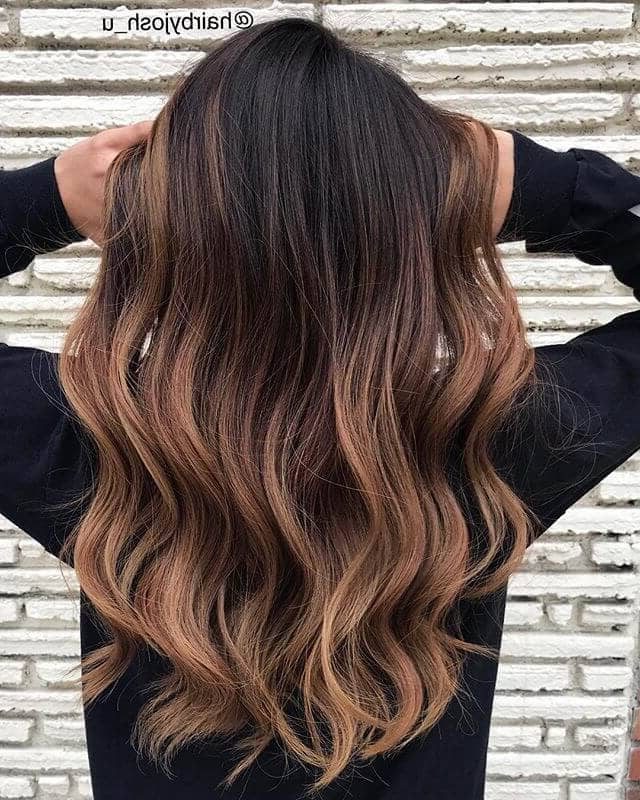 50 Breathtaking Auburn Hair Ideas To Level Up Your Look In 2018 Within Soft Auburn Look Hairstyles (View 25 of 25)