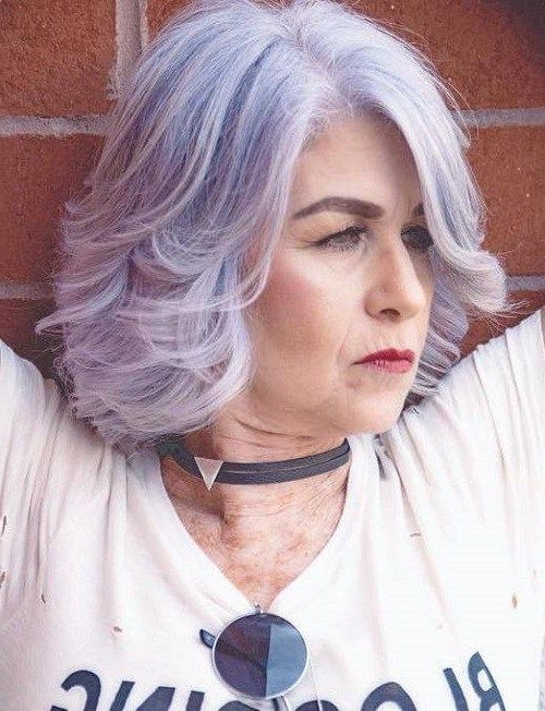 Featured Photo of Lavender Hairstyles For Women Over