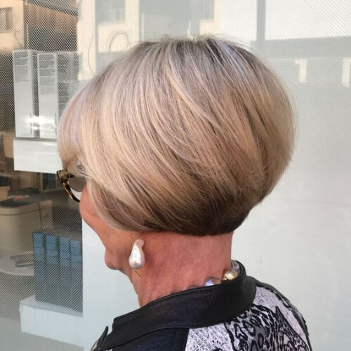50 Modern Stacked Bob Haircut Ideas   All Women Hairstyles Within Rounded Bob Hairstyles With Stacked Nape (View 17 of 25)