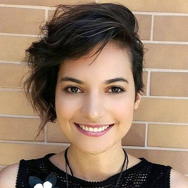 50 Pixie Haircuts You'll See Trending In 2018 With Regard To Tapered Gray Pixie Hairstyles With Textured Crown (View 19 of 25)