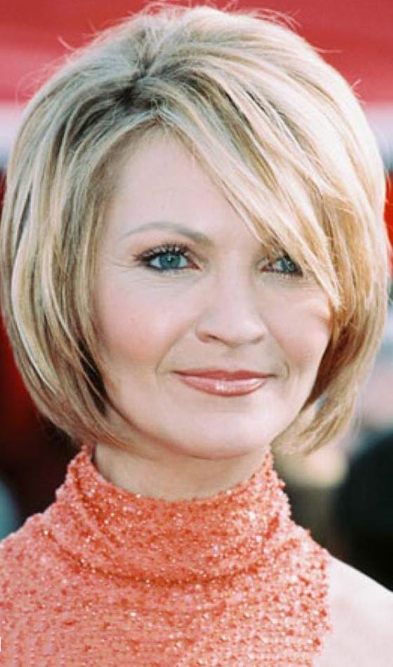 50 Short And Stylish Hairstyles For Women Over 50 In Salt And Pepper Voluminous Haircuts (View 7 of 25)