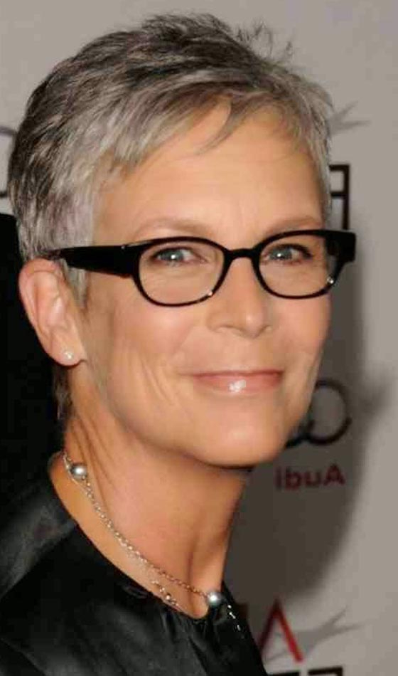 50 Short And Stylish Hairstyles For Women Over 50 Inside Messy Salt And Pepper Pixie Hairstyles (View 17 of 25)