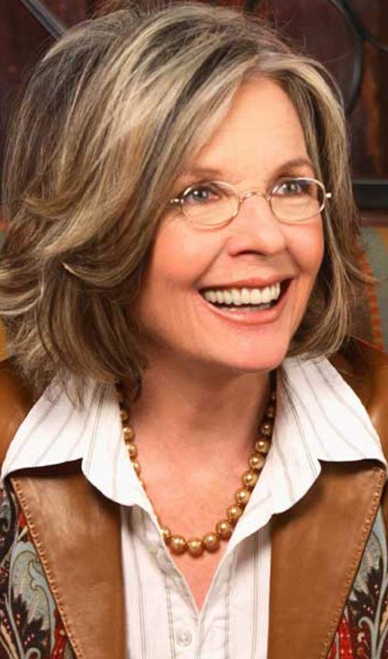 50 Short And Stylish Hairstyles For Women Over 50 Pertaining To Salt And Pepper Voluminous Haircuts (View 8 of 25)
