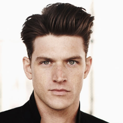 50 Tasteful Quiff Haircut Ideas – Men Hairstyles World Within Oluminous Classic Haircuts (View 7 of 25)