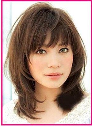 50 Wispy Medium Hairstyles | Hair | Pinterest | Hair Styles, Hair Within Short Wispy Hairstyles For Fine Locks (View 16 of 25)
