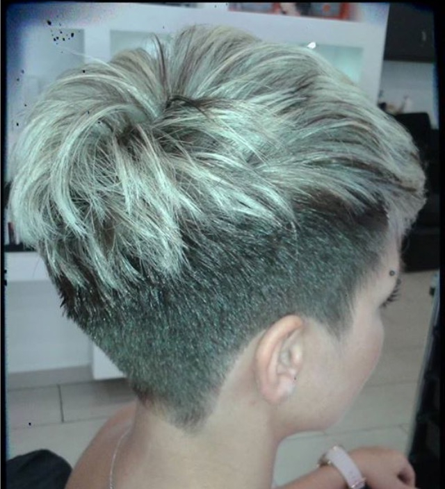 60 Awesome Pixie Haircut For Thick Hair 31 – Nona Gaya Within Gray Pixie Hairstyles For Thick Hair (View 6 of 25)