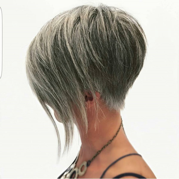 66 Pixie Cuts For Thick/thin Hair – Style Easily Throughout Gray Pixie Hairstyles For Thick Hair (View 13 of 25)