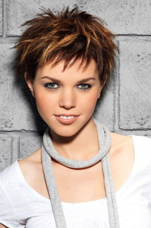 7 Flattering Haircuts For Women With Thinning Hair Within Short Choppy Hairstyles For Thick Hair (Gallery 20 of 25)