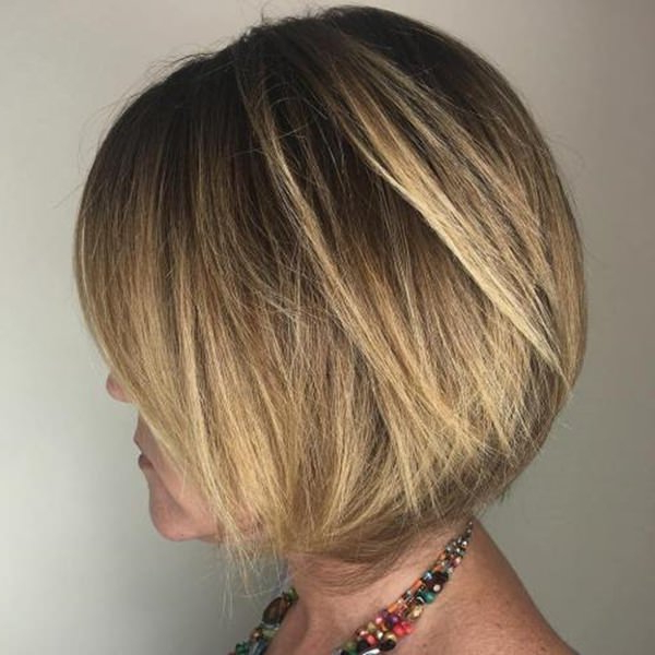 78 Gorgeous Hairstyles For Women Over 40 With Regard To Bouncy Bob Hairstyles For Women 50+ (Gallery 12 of 25)