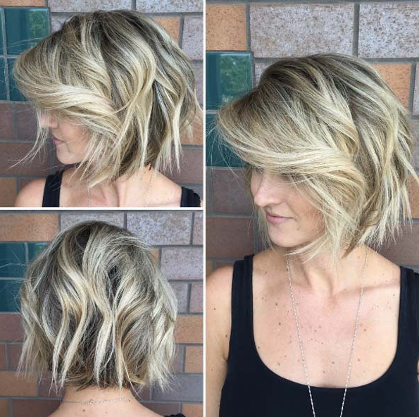 791 Shaggy With Volume – Style Skinner In Volume And Shagginess Hairstyles (Gallery 18 of 25)