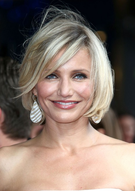 80 Popular Short Hairstyles For Women 2019 – Pretty Designs Regarding Bouncy Bob Hairstyles For Women 50+ (Gallery 22 of 25)