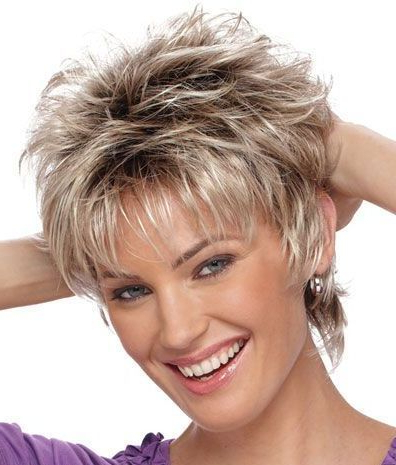 9 Attractive Short Layered Haircuts And Hairstyles For 2018 | Hair For Short Wispy Hairstyles For Fine Locks (View 5 of 25)