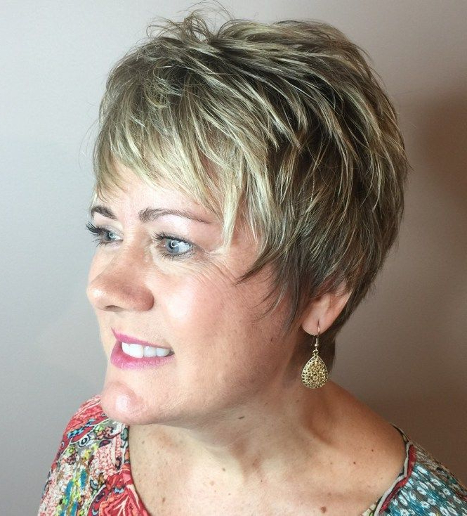 Featured Photo of Over 50 Pixie Hairstyles With Lots Of Piece Y Layers