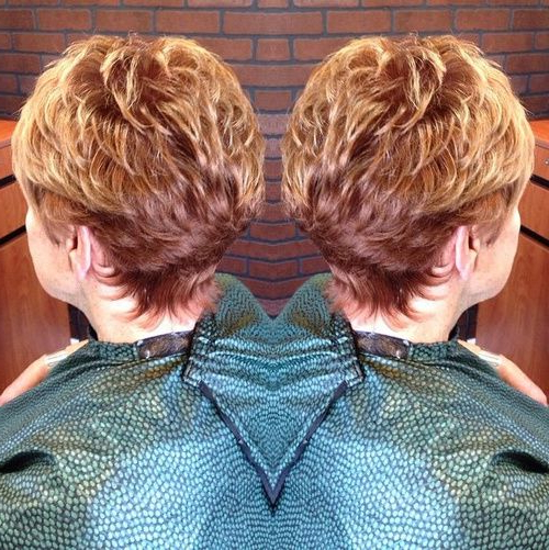 Featured Photo of Carol Brady Inspired Hairstyles