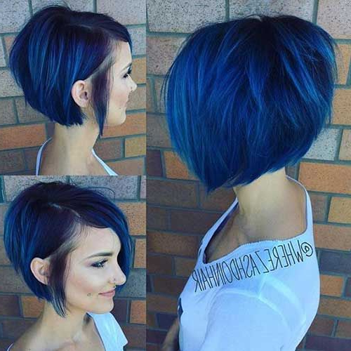 Angled Bob Hairstyle | I Wear What I Want! In 2018 | Pinterest Within Angled Undercut Hairstyles (View 14 of 25)