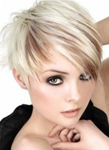 Asymmetrical Pixie Haircut: Short Hair – Popular Haircuts Regarding Asymmetrical Pixie Bob Hairstyles (View 25 of 25)