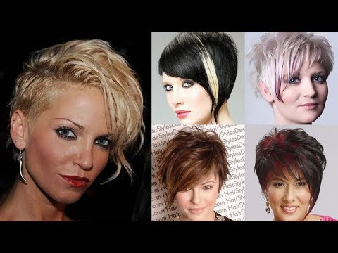 Asymmetrical Short Hair Styles 2018 – 2019 : Bob, Pixie, Undercut For Asymmetrical Pixie Bob Hairstyles (Gallery 11 of 25)