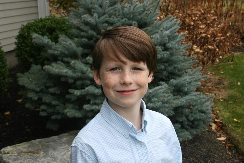 At 9, Jake Ryan Flynn Is No Stranger To The Stage – The Boston Globe With Carol Brady Inspired Hairstyles (Gallery 14 of 25)